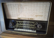 A 1954 Radio - For the Football World Championship