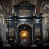 Black Madonna @ Einsiedeln Abbey
