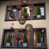 Flower shop decoration in Zofingen