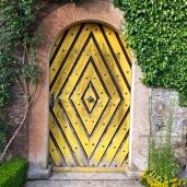 What a door! @ Schloss Heidegg