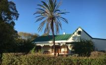 A comfortable base ... (Spion Kop Lodge)