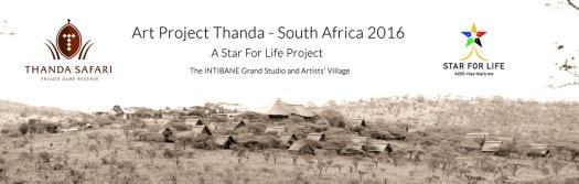 Art Project Thanda @ Intibane