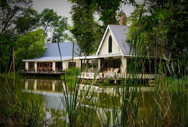 A beautiful setting and gourmet cuisine, Cleopatra Mountain Farmhouse ...