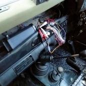 Adding electronics ...