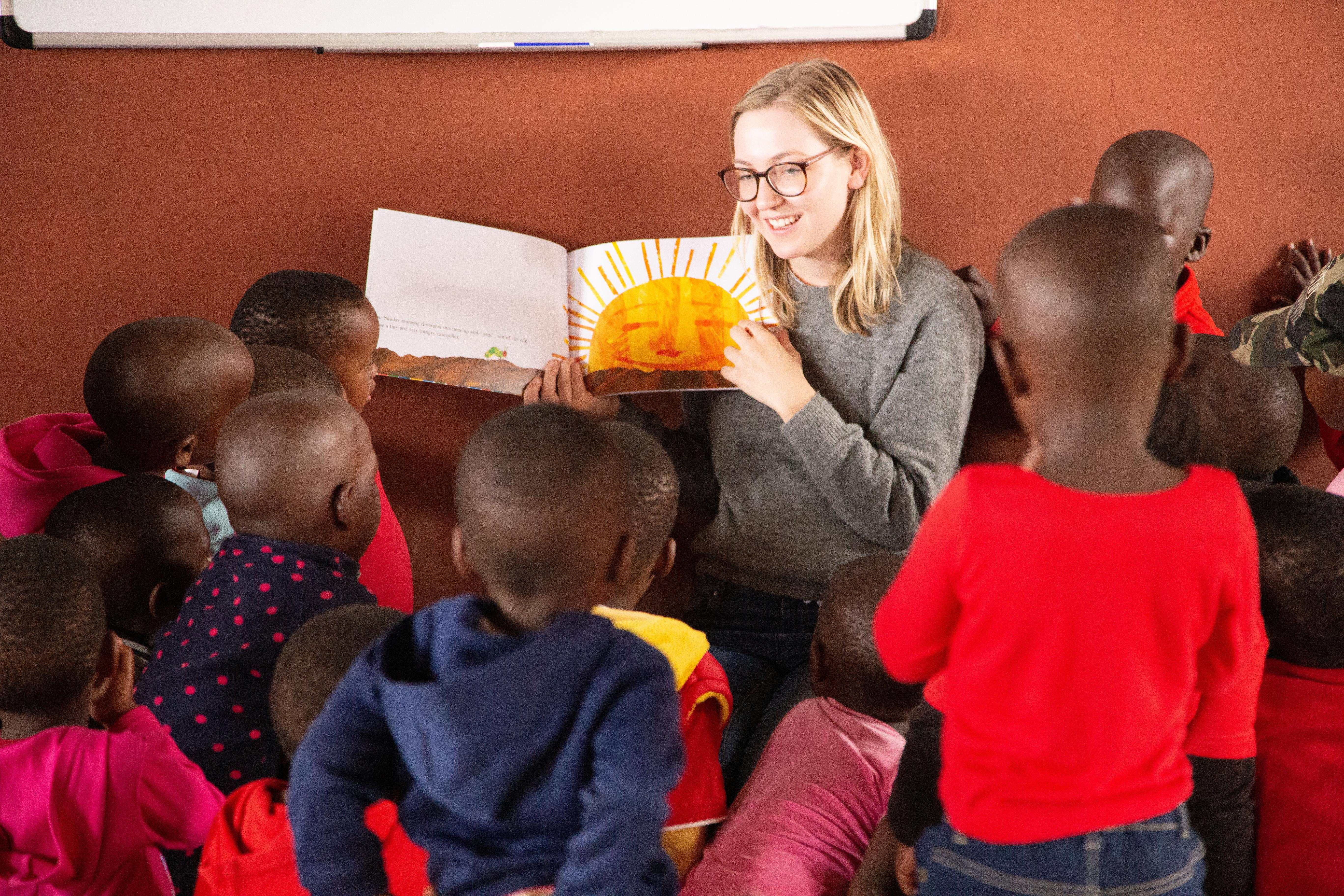 Ulwazi Volunteer